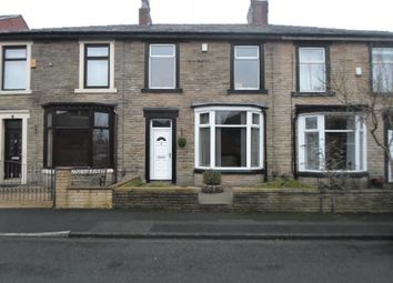 Thumbnail 3 bed terraced house for sale in Manor Road, Shaw, Oldham