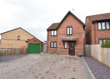Thumbnail 3 bed detached house for sale in Lewis Way, Chepstow