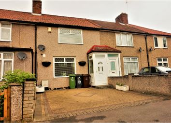 Thumbnail 2 bedroom terraced house for sale in Turnage Road, Dagenham