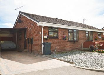Thumbnail 2 bedroom semi-detached bungalow for sale in Oakworth View, Halfway, Sheffield