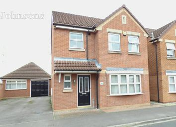 Thumbnail 3 bed detached house for sale in Fothergill Drive, Edenthorpe, Doncaster.