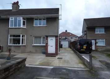 Thumbnail 2 bed flat to rent in Nicholson Crescent, Morecambe