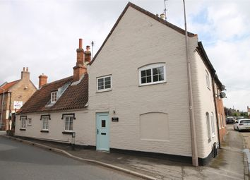 Thumbnail 3 bed cottage for sale in High Street, Collingham, Nottinghamshire.