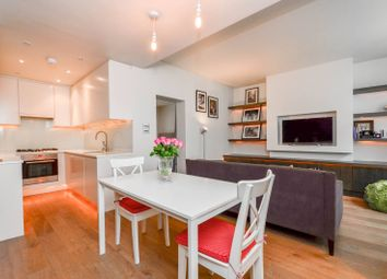 Thumbnail 1 bed flat to rent in Fairholme Road, Barons Court
