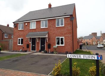 Thumbnail 3 bed semi-detached house for sale in Lower Fufin Close, Hawksyard, Rugeley