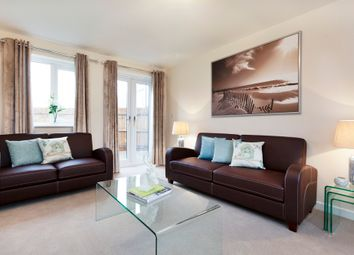 Thumbnail 5 bed town house for sale in The Oak At The Parade, Bristol Road, Bridgwater