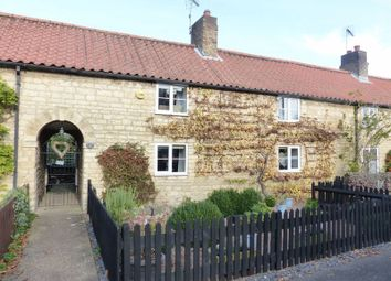 Thumbnail 3 bed cottage for sale in The Old Ten Row, Main Street, Nocton