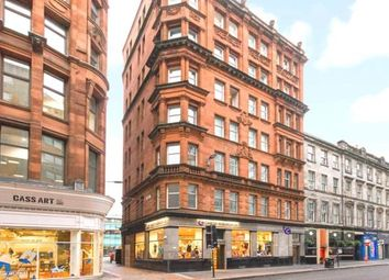 Thumbnail 2 bed flat for sale in Queen Street, Merchant City, Glasgow, Lanarkshire