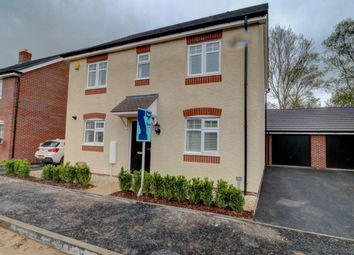 Thumbnail 4 bed detached house for sale in Bomford Way, Salford Priors, Evesham