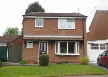 Thumbnail 3 bed detached house for sale in Bosworth Green, Earl Shilton, Leicester