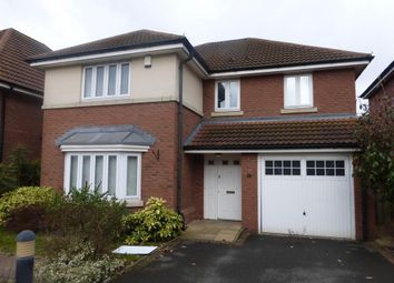 Thumbnail 4 bedroom detached house to rent in Martyn Smith Close, Great Barr, Birmingham