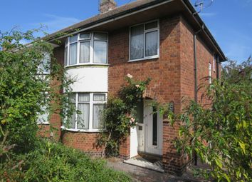 Thumbnail 3 bed semi-detached house for sale in Loverock Crescent, Rugby