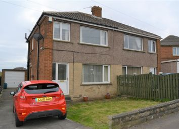 Thumbnail 3 bedroom semi-detached house for sale in Cowrakes Road, Huddersfield