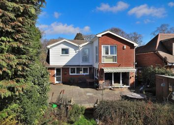 Thumbnail 4 bed detached house for sale in Holywell Road, Studham, Dunstable