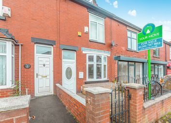 Thumbnail 3 bed terraced house for sale in Highfield Road, Farnworth, Bolton