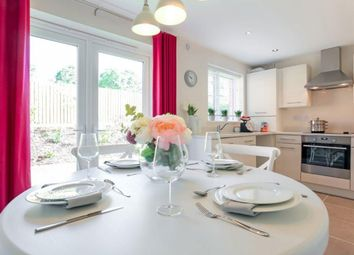 "Thumbnail 2 bed terraced house for sale in ""The Alnwick"" at Lane, Newquay"