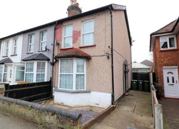 Sandford Road, Bexleyheath, Kent DA7. 3 bed end terrace house for sale