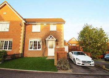 Thumbnail 3 bedroom semi-detached house for sale in Brock End, Portishead, Bristol