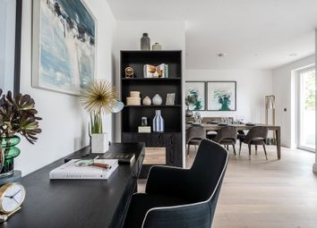 Oakley Gardens, Church Walk, Childs Hill, London NW2. 1 bed flat for sale