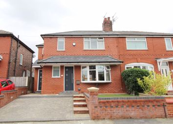 Thumbnail 3 bed semi-detached house for sale in Waverley Road, Swinton, Manchester