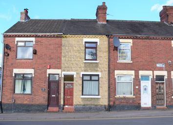 Thumbnail 2 bed terraced house for sale in Hartshill Road, Hartshill, Stoke On Trent