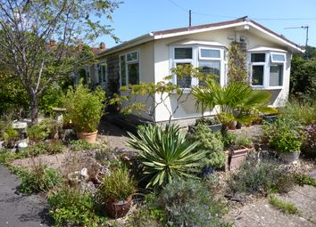 Thumbnail 2 bed mobile/park home for sale in Homestead Park, Wookey Hole, Wells, Somerset