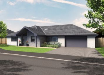 Thumbnail 5 bed detached bungalow for sale in Off Station Road, Dairsie