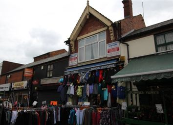 Thumbnail 1 bed flat to rent in Union Street, Wednesbury, West Midlands