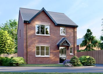 Thumbnail 3 bed detached house for sale in Pottery Gardens, Denby, Ripley