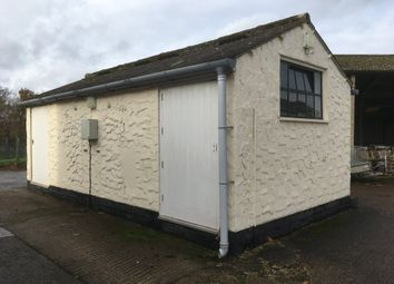 Light industrial to let in High Street, Wallcrouch, Wadhurst TN5