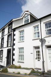 Thumbnail 3 bed terraced house for sale in 16 Church Street, Aberdovey Gwynedd