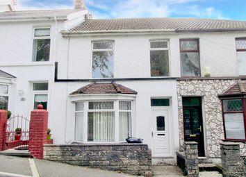 Thumbnail Terraced house to rent in Park Row Gardens, Merthyr Tydfil