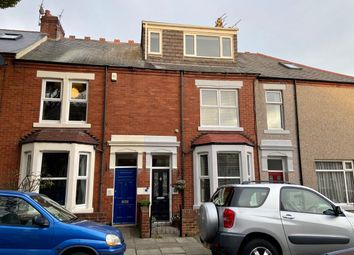 Thumbnail 3 bed terraced house for sale in Park Crescent East, North Shields