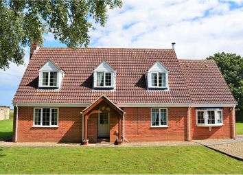 Thumbnail 4 bed detached house for sale in Hobhole Bank, Boston