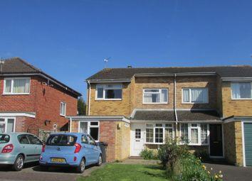 Thumbnail 4 bedroom semi-detached house for sale in Matthews Close, Bedhampton, Havant