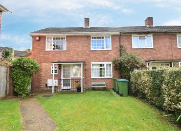 Thumbnail 3 bed end terrace house for sale in Hunton Close, Southampton