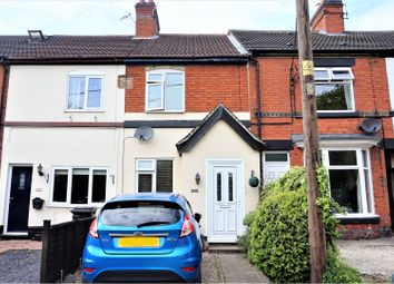 Thumbnail 2 bed terraced house for sale in Battram Road, Coalville
