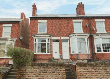 Thumbnail 2 bed end terrace house for sale in St. Albans Road, Arnold, Nottingham