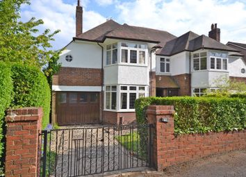 3 bed semi-detached house for sale in Stunning Period House, Fields Park Road, Newport NP20