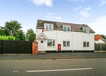 Thumbnail 4 bed cottage for sale in Church Street, Coton-In-The-Elms, Swadlincote, Derbyshire