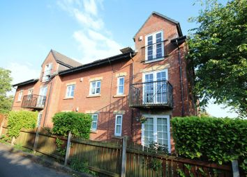 Thumbnail 2 bed flat for sale in Burns Court, Bamford, Rochdale