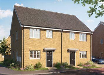 Thumbnail 3 bedroom semi-detached house for sale in Oakington Road, Cottenham, Cambridgeshire