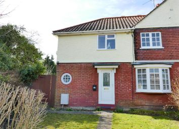 Thumbnail 2 bed semi-detached house to rent in Mansfield Lane, Norwich