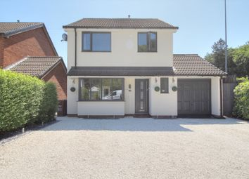 Thumbnail 4 bed detached house for sale in Old Chester Road, Ewloe, Deeside