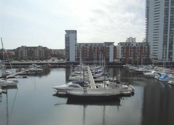 Thumbnail 3 bed flat for sale in Dewsbury Court, Marina, Swansea