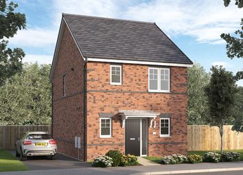 "Thumbnail 3 bed semi-detached house for sale in ""The Haddington Semi"" at Leger Way, Intake, Doncaster"