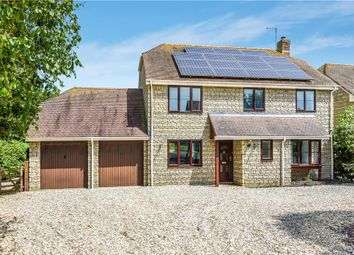 Thumbnail 4 bed detached house for sale in Barrow Hill, Stourton Caundle, Sturminster Newton