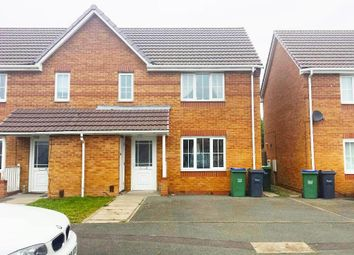 Thumbnail 3 bedroom semi-detached house for sale in Hobart Road, Tipton, West Midlands