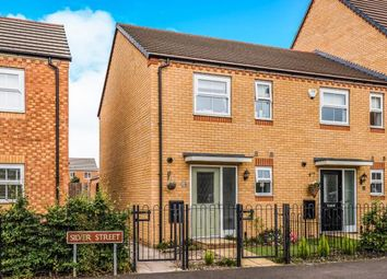 Thumbnail 2 bed semi-detached house for sale in Silver Street, Brownhills, Walsall, West Midlands