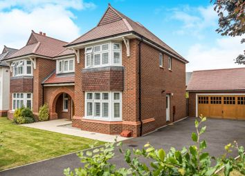 Thumbnail 5 bed detached house for sale in Dunbabin Road, Wavertree, Liverpool